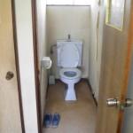 共同トイレ4箇所